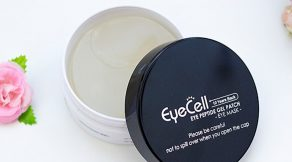 EyCell peptide gel patches